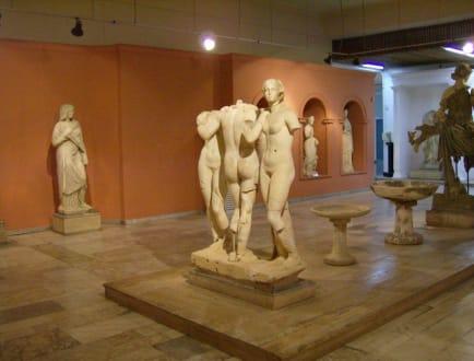 Die drei Grazien - Antalya Müzesi (Archäologisches Museum)
