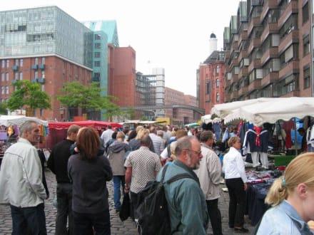 Hamburg Fischmarkt - Hamburger Fischmarkt