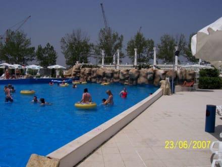 Wellenbad - Action Aquapark Sunny Beach