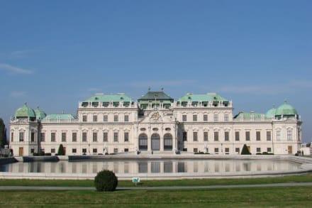 Schloss Belvedere - Schloss Belvedere