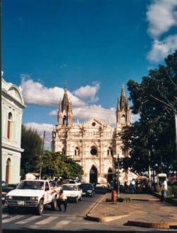 Die Kathedrale von Santa Ana - Kathedrale von Santa Ana
