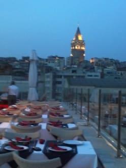 Vue  - Istanbul Golden City Hotel