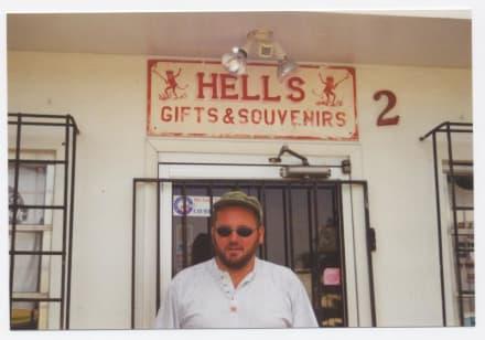 Hell: Gebiet auf Grand Cavman - Gesteinsformation Hell