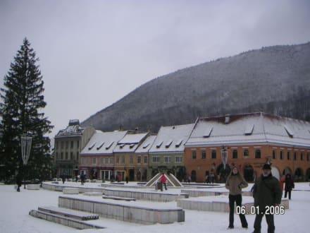 Piata Sfatului - Piata Sfatului / Rathausplatz