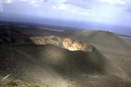Tymanfaya Park - Nationalpark Timanfaya (Feuerberge)