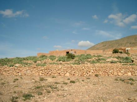 Hochgebirge im Antiatlas - Antiatlas-Gebirge