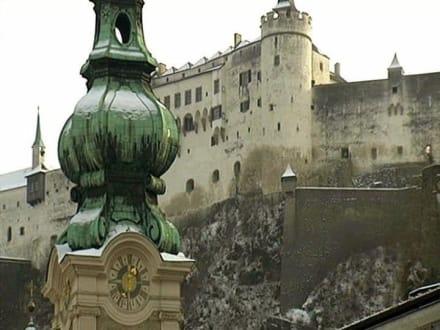 Hohensalzburg - Festung Hohensalzburg