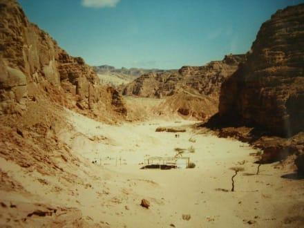 In der Schlucht - Coloured Canyon