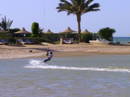 Kitesurf-Profi - Movie Gate Golden Beach Hurghada