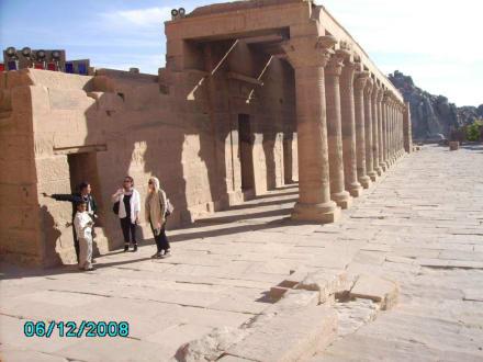 Philae Tempel in Assuan - Philae Tempel