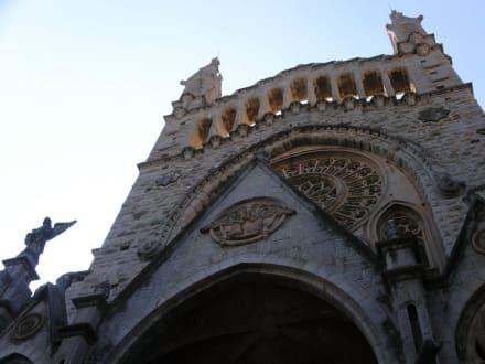 Sant Bartolomé - Kirche Sant Bartomeu
