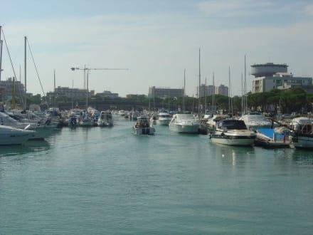 Hafen von Lignano Sabbiadoro - Yachthafen Punta Faro