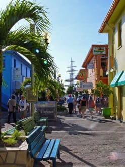 St.John's - Stadtbild - Hafen St. John's