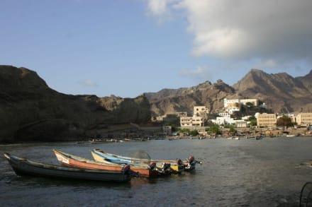 Im Hafen von Aden - Aden