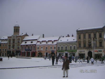 Piata Sfatului 2 - Piata Sfatului / Rathausplatz