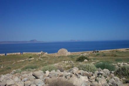 Fortezza auf Rethymon - Festung von Rethymno