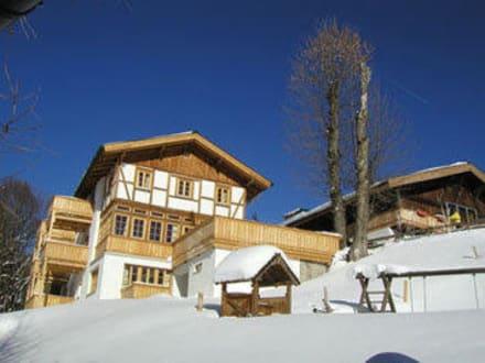 Kristallklare Winterluft (Ropferhof) - Hotel Ropferhof