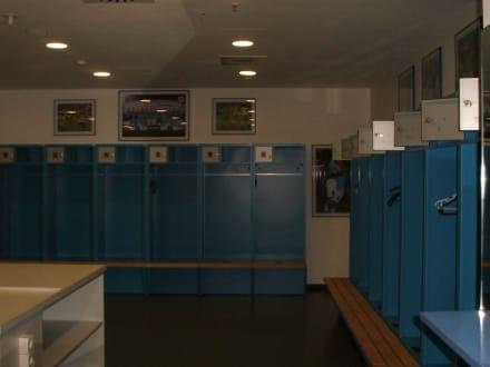 Umkleide 1860 - Allianz-Arena