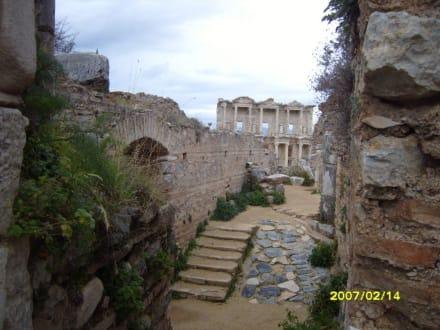 Im Freudenhaus! - Antikes Ephesus