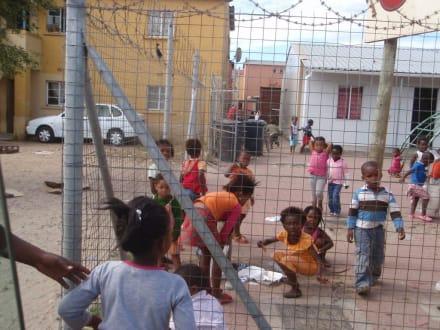 Kindergarten - Township Tour