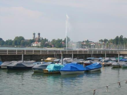 An der... - Hafen Friedrichshafen