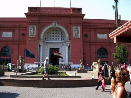 Museum - Ägyptisches Nationalmuseum