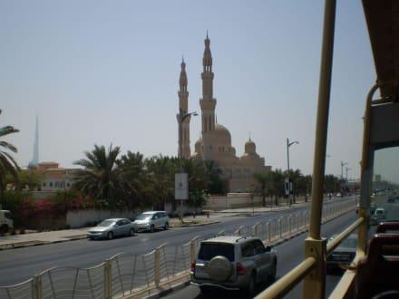 Stadtrundfahrt   - Jumeirah Moschee