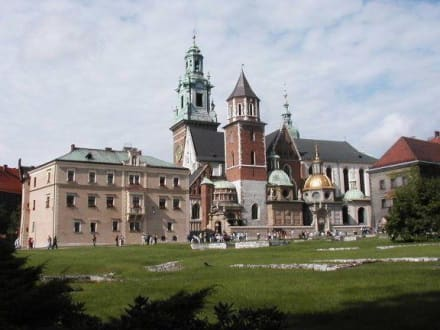 Burg/Palast/Schloss/Ruine - Schloss Wawel