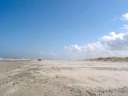 Baltrum - Strand - Strand Baltrum