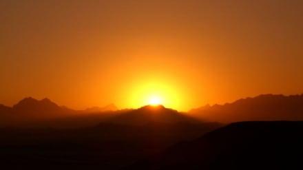 Einfach grandios - Wüste