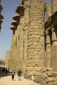 Tempel von Karnak - Amonstempel Karnak