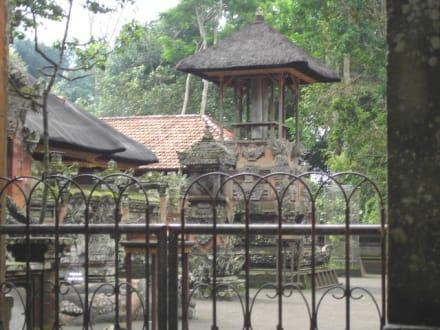 Tempel - Uluwatu Tempel