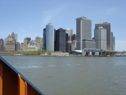 Staten Island Ferry  - Staten Island Ferry