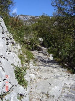 Paklenica NP Bild 3 - Nationalpark Paklenica