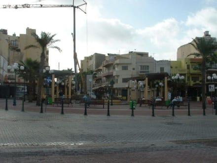 Hotelpromenade - Strandpromenade Bugibba