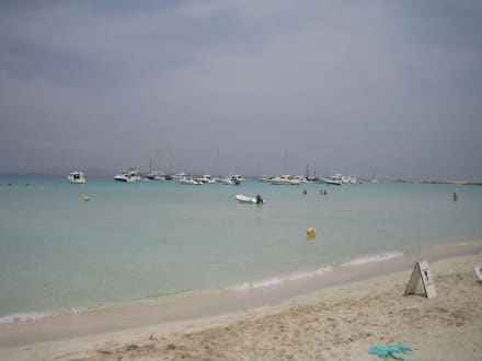 Nur zu empfehlen - Strände Formentera
