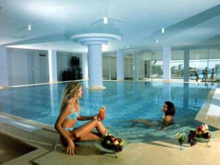 Indoor pool -