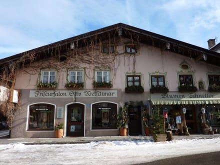Oberammergau - Altstadt Oberammergau