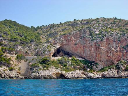 Ausflugziel Coves d'Artá - Höhlen von Arta/Cuevas de Artá