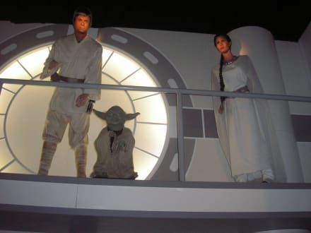 Star Wars - Hollywood Wax Museum