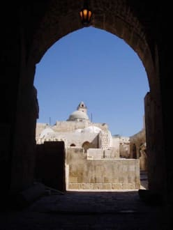 Moschee auf der Zitadelle - Zitadele von Aleppo