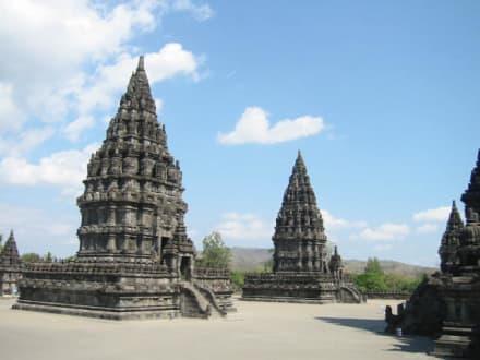 Prambanam - Prambanan Tempel