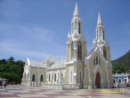kirche - Basílica Menor de Nuestra Señora del Valle