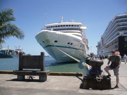 Puerto Limon - MS Artania