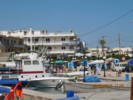 Beach/Coast/Harbor - Yacht harbor Chersonissos/Hersonissos