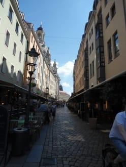 Münzgasse Bild Altstadt Dresden In Dresden