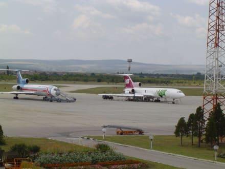 Flughafen Varna - Flughafen Varna (VAR)