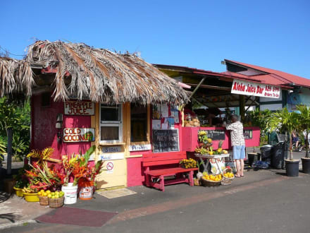 Aloha Juice Bar - Princeville Shopping Center