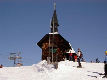 Gipfel der Schmittenhöhe in Zell am See - Schmittenhöhe