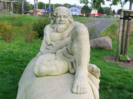 Odysseus am Kletterpark - Kletterpark Markkleeberg